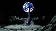 Moon Intergalactic Communications Station