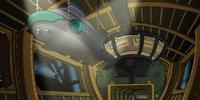 Undersea Manta Ray