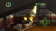 Swampfire double jump