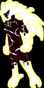 Ultimate Heatblast Aaron