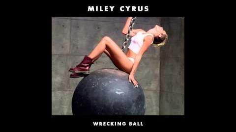 Miley Cyrus - Wrecking Ball (PHUNKSTAR Radio Mix) - Audio Clip