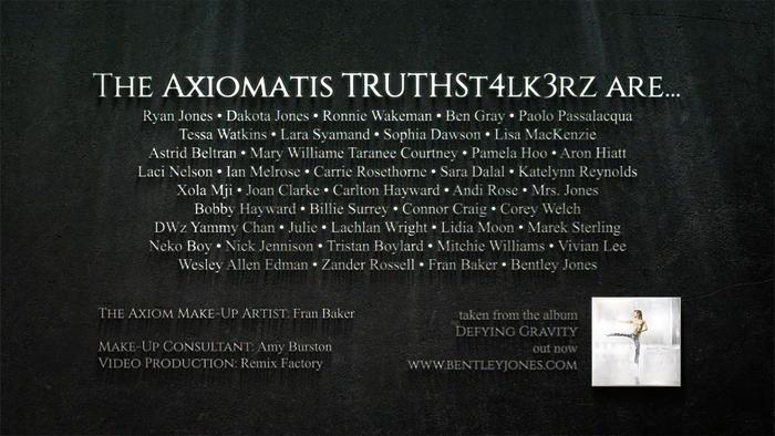 The Axiomatis TRUTHSt4lk3rz