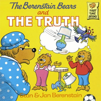 Berenstain bears and the truth cover