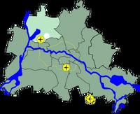 Lage Reinickendorf