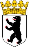 Wappen des Landes Berlin