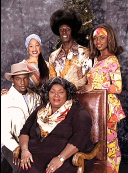 Bernie Mac Real Family...