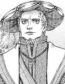 Magnifico de Vandimion Manga