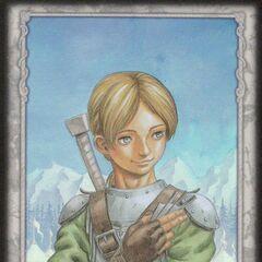 Secret card 8 parallel version