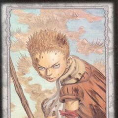 Secret card 18
