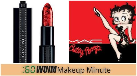 Makeup Minute All About Those LIPS! Givenchy, MAC x Betty Boop, Anastasia Liquid Lips and MORE!