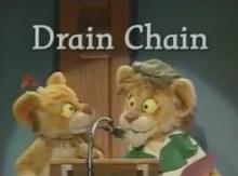 Drain Chain Poem