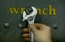 Letter Change-Wrench
