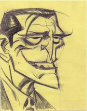 Joker BWTB Concept Art 2