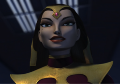 Lady Shiva (Insticts)