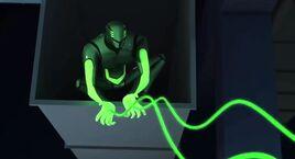 Cypher (Beware the Batman)