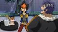 Benkei laugh