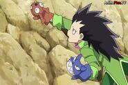 Kensuke climbing