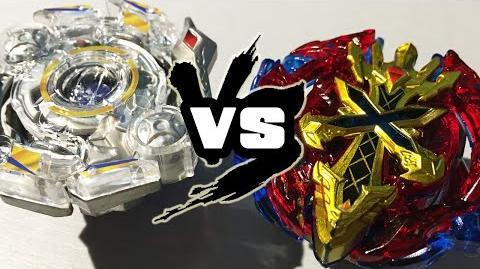 TURBO ATTACK EPIC BATTLE Xeno Xcalibur .M.I VS Obelisk Odin .T.X - The Beyblade Burst Series!