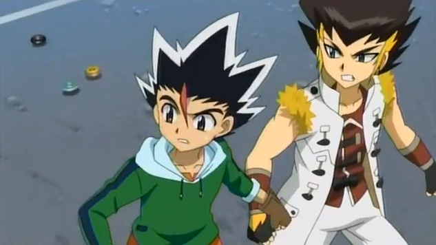 Image - Dashan and Masamune.png | Beyblade Wiki | FANDOM ...