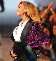 BeyonceVMA Baby