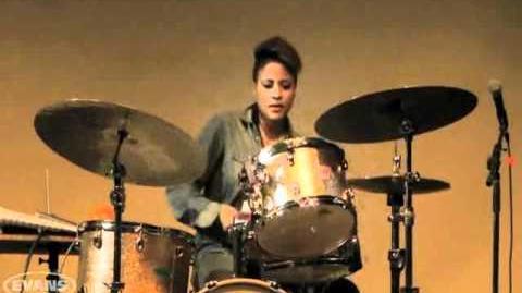 Kim Thompson Drum Solo