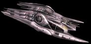 Cylon Heavy Raider No 02