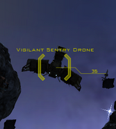 Level 25 Vigilant Sentry Drone