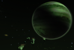 276 Exrun Star System Image