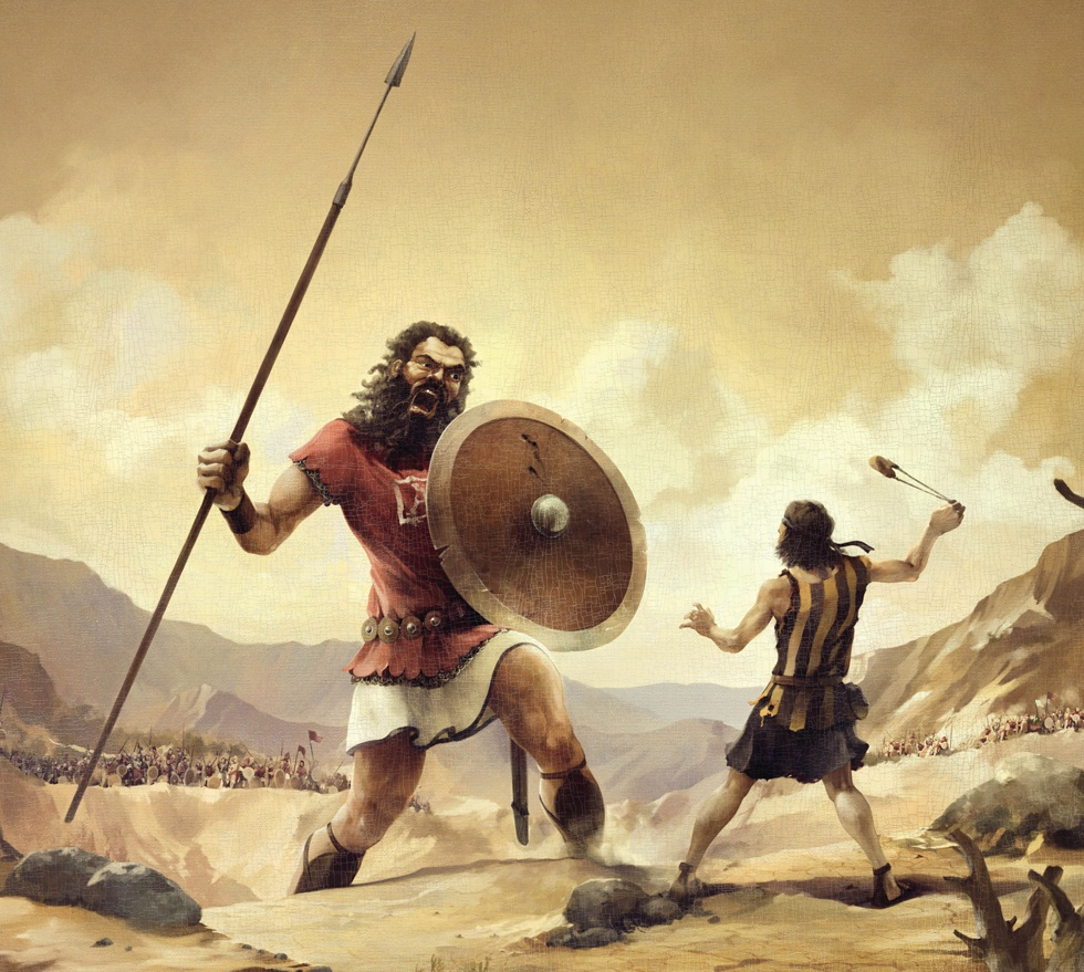 http://vignette2.wikia.nocookie.net/biblestudy/images/7/7e/David-Vs-Goliath.jpeg/revision/latest?cb=20130425022656