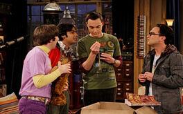 big bang theory season 1 episode 2 script