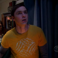 Sheldon is emotional over Lovey-Dovey leaving him.