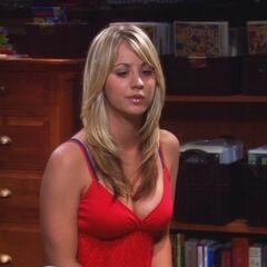 S03E01 - Penny in Sheldon's room