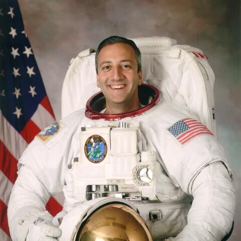 Mike's  NASA astronaut portrait.
