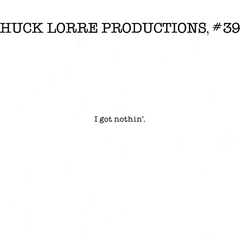 Chuck Lorre Productions, #399.