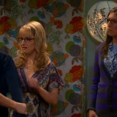 Amy and Bernadette are shock to hear about Penny's bullying ways.