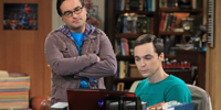 Sheldon/Gallery - Leonard