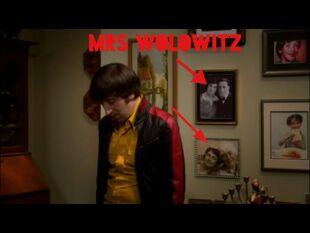 howard wolowitz mutter