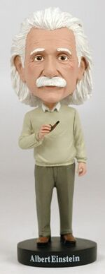 Royal Bobbles Albert Einstein Bobblehead