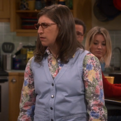 Sheldon wants her to define