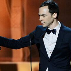 2013 Emmy win - Best Actor in a Comedy.