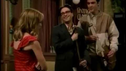 The Big Bang Theory Unaired Pilot Scene 2-0