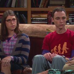 Mary Cooper uses reverse psychology to reconcile Sheldon and Amy.
