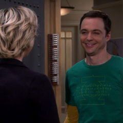 Sheldon seems to like Vanessa.