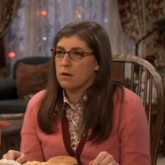 Amy hears that Mary thought Sheldon would never find a woman.