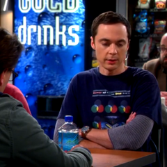 The university president told Sheldon that he has to stay in the string theory field of study.