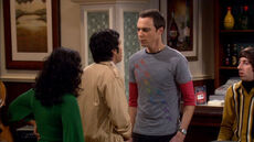 Sheldon vs Raj