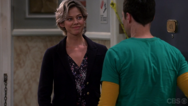 Sheldon s girlfriend Chapter 1 First Date a big bang theory fanfic