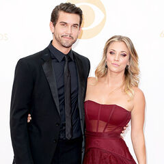 2013 Emmy Awards with new beau.