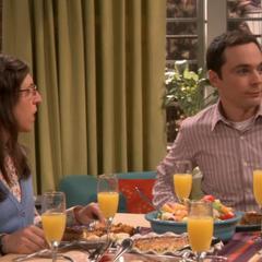 Sheldon realized he embarrassed Stuart.