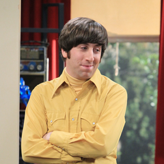 Howard Wolowitz meeting Amy.